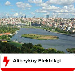 Alibeyköy Elektrikçi Ustası