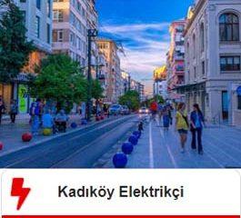 Kadıköy Elektrikçi Ustası