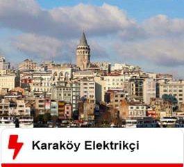 Karaköy Elektrikçi Ustası