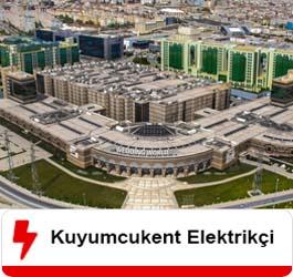 Kuyumcukent Elektrikçi Ustası
