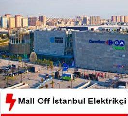 Mall Off İstanbul Elektrikçi Ustası