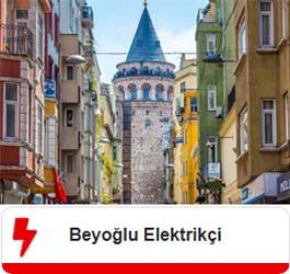 Beyoğlu Elektrikçi Ustası
