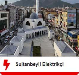 Sultanbeyli Elektrikçi Ustası