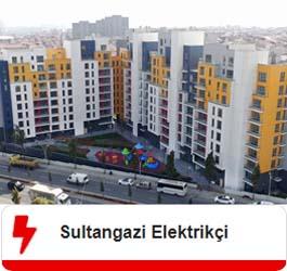 Sultangazi Elektrikçi Ustası